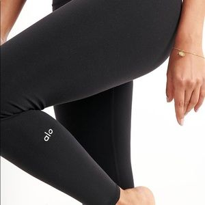 High-Waist Alo Leggings